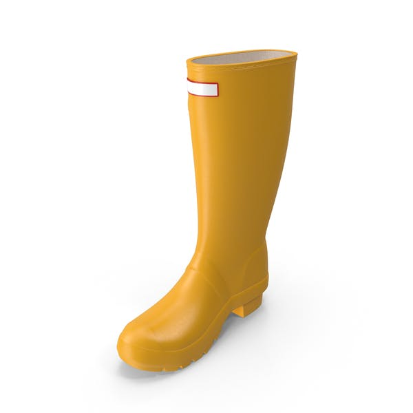 Thumbnail for Yellow Rain Boot