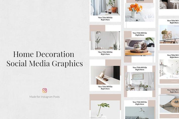 Thumbnail for Домашнее украшение Instagram сообщений