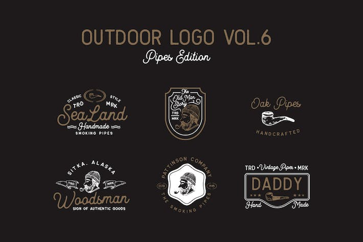Thumbnail for Outdoor Logo Vol.6