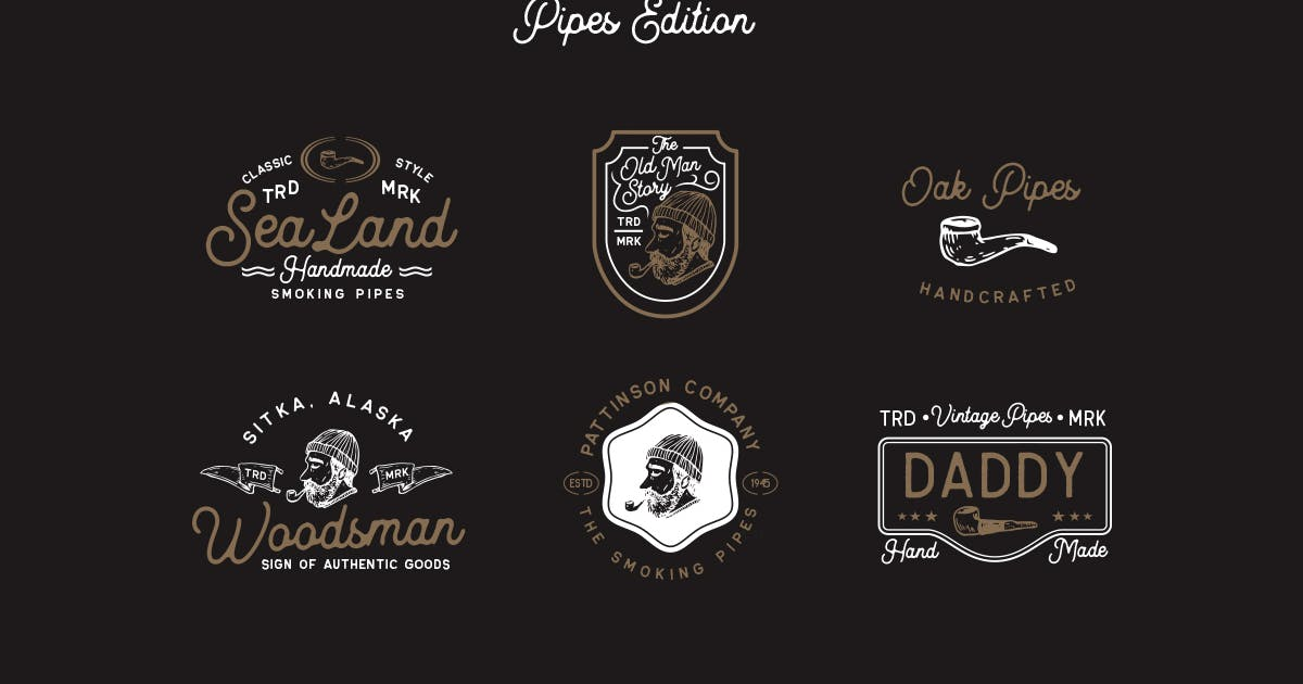 Download Outdoor Logo Vol.6 by letterhend