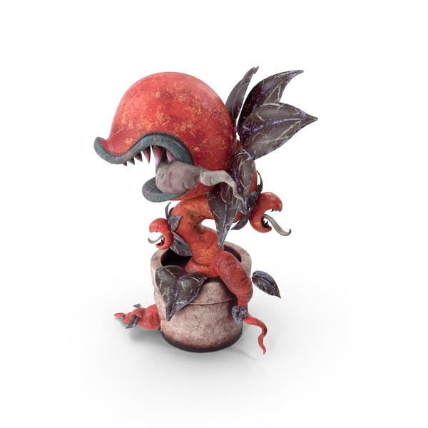 Thumbnail for Monster Plant Red