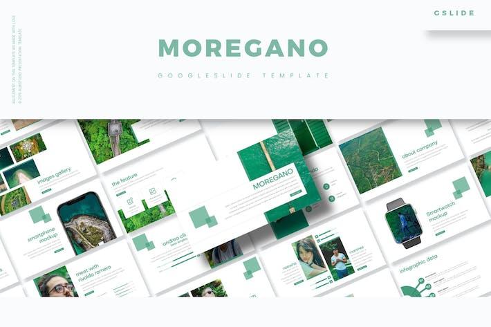 Cover Image For Moregano - Google Slide Template
