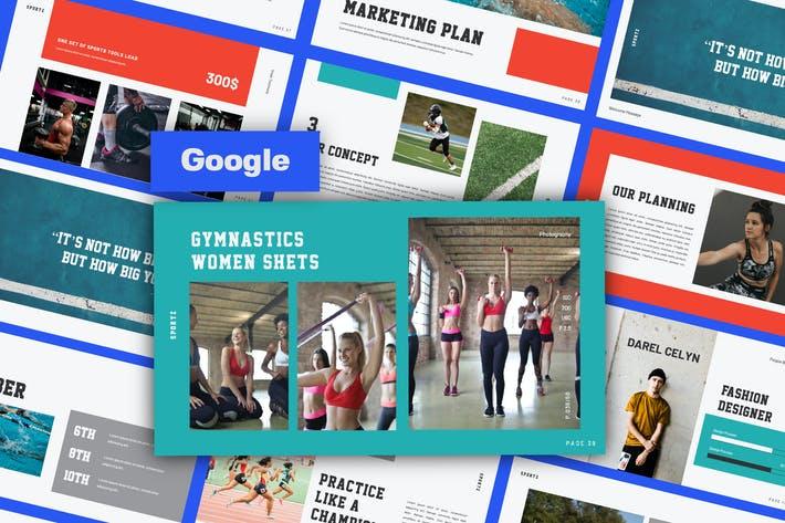 Thumbnail for SPORTZ Google Slide