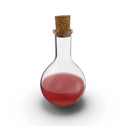 Бутылка зелье