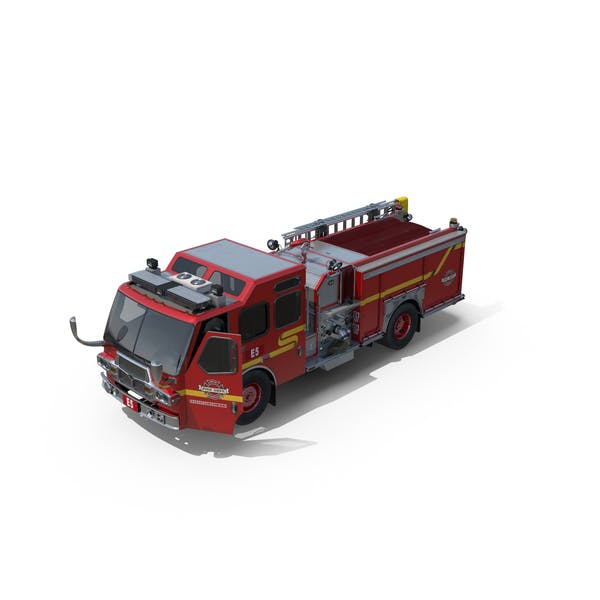 Thumbnail for Fire Apparatus E-One Quest Seattle