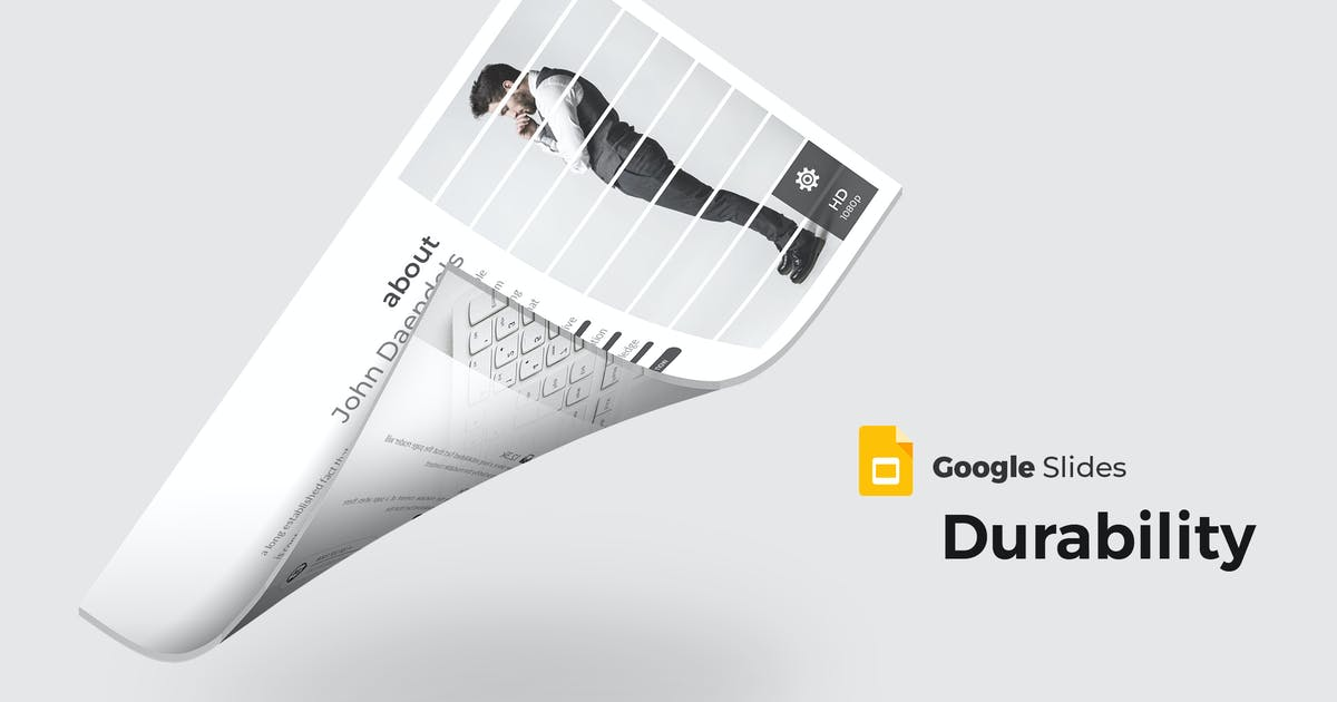 Download Durability - Google Slides Template by aqrstudio