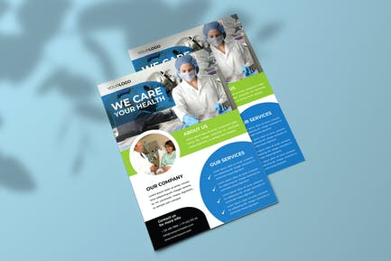 Health & Medical Flyer