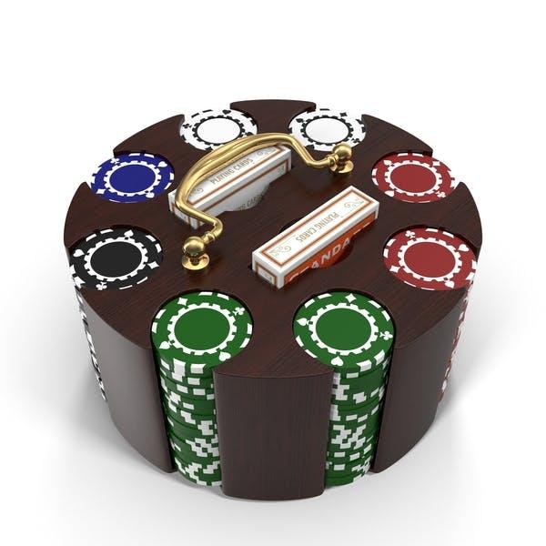 Poker Chip Carousel