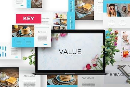 Value Creative Keynote