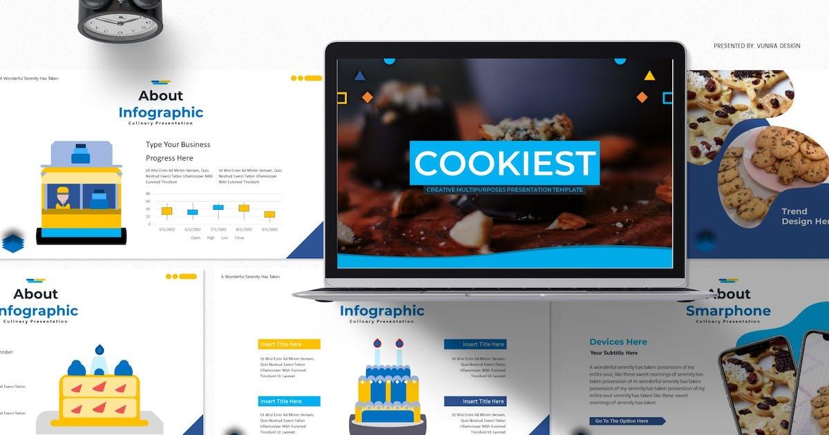 Download Cookiest | Google Slides Template by Vunira