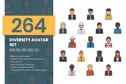 Diversity Icons
