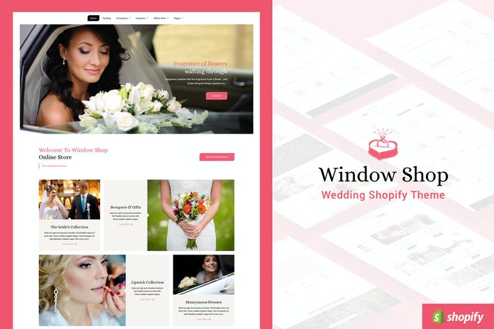 Thumbnail for Window Shop - Mariage Shopify Store