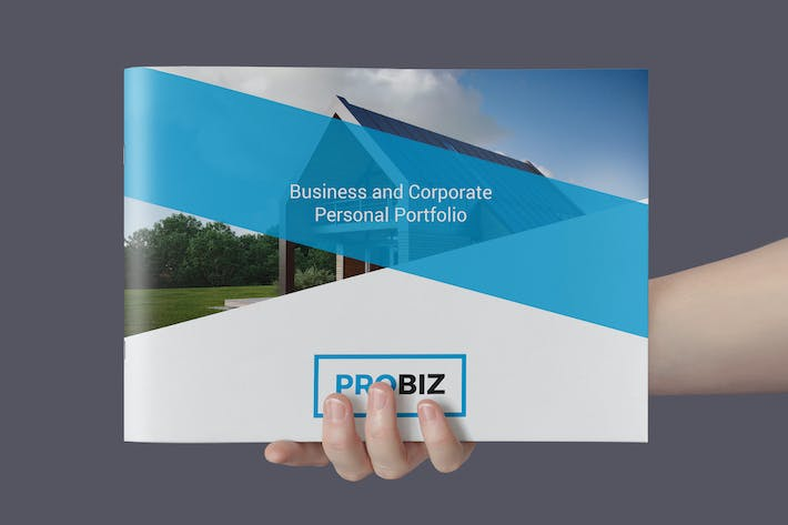 Thumbnail for ProBiz – Business and Corporate Personal Portfolio