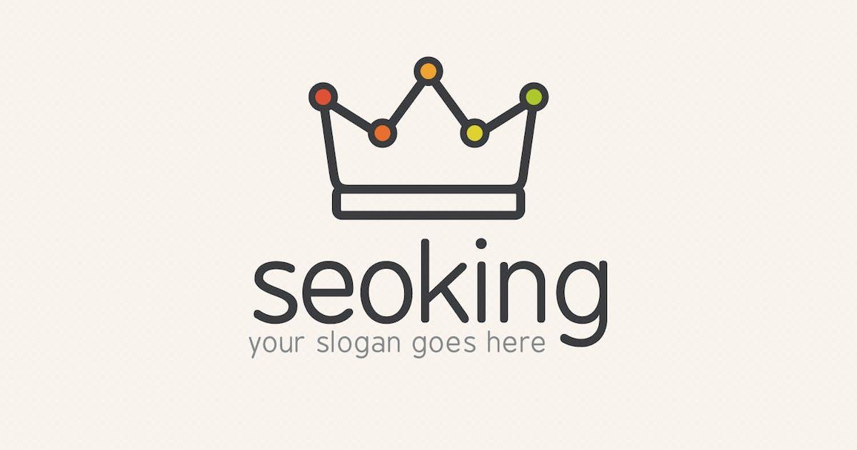 Download SEO King Logo by Sargatal