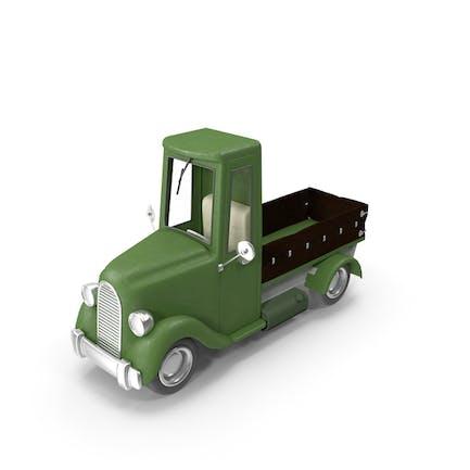 Cartoon Truck Pickup