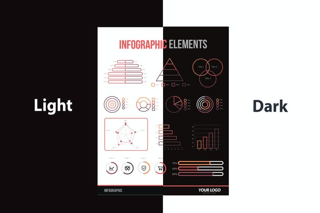 Infographic Examples for Designer V.54 - product preview 3
