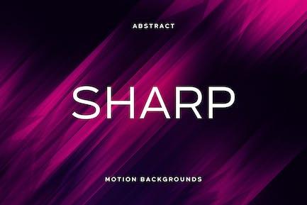 Sharp Motion Background