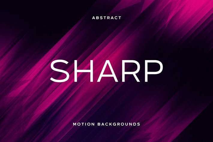 Thumbnail for Sharp Motion Background