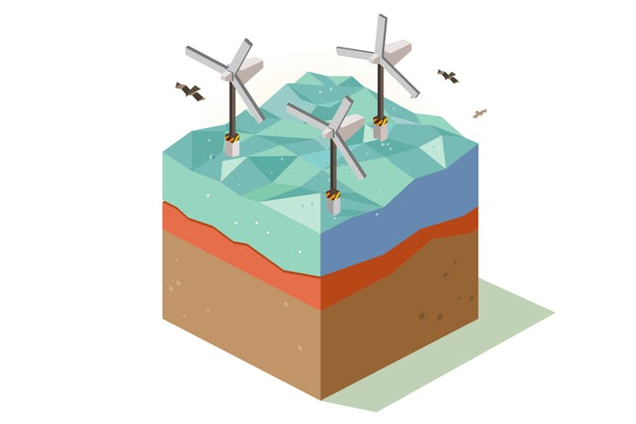 Thumbnail for offshore Wind farm