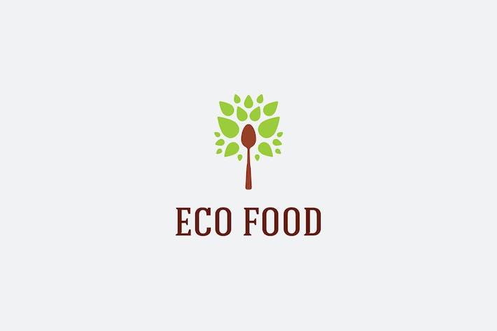 Thumbnail for Eco Food Logo
