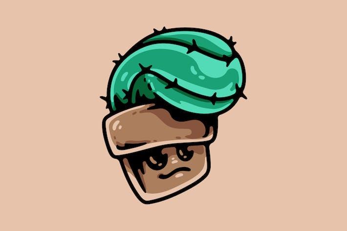 Thumbnail for Cooler Kaktus