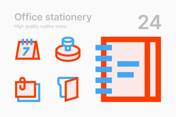 Thumbnail for Office stationery