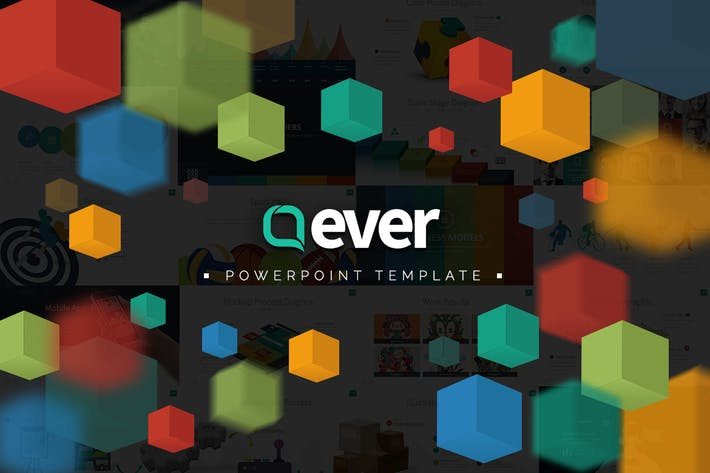 Cover Image For Ever Powerpoint Template