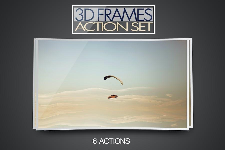 3D Frame Action Set