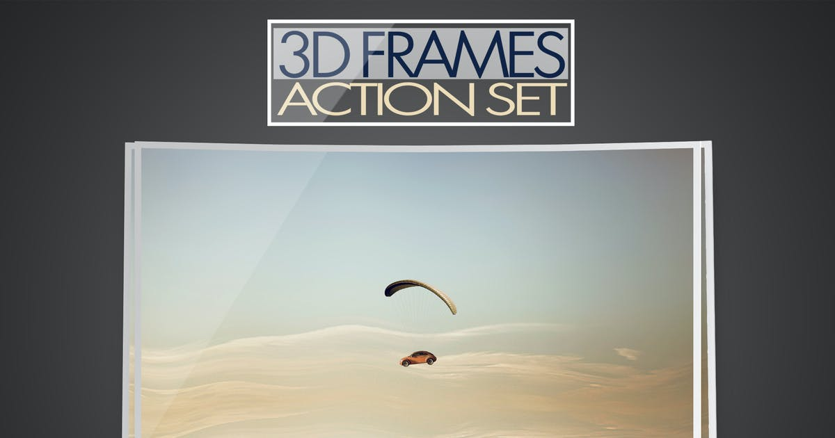 Download 3D Frame Action Set by Abdelrahman_El-masry