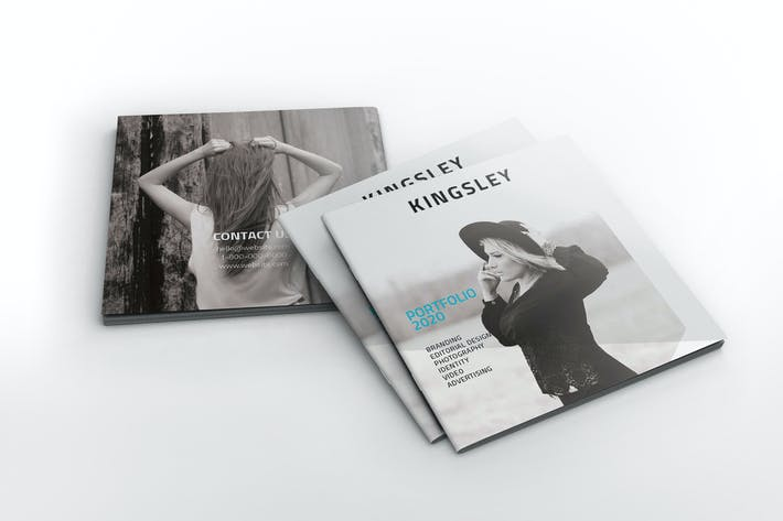 Thumbnail for Kingsley Square Portfolio Brochure