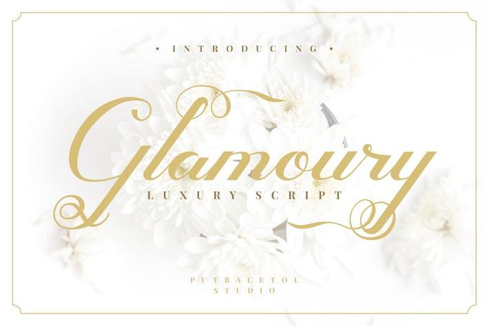Thumbnail for Glamoury - Guión de lujo