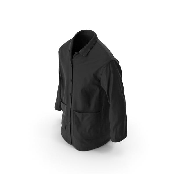Mens Shirt Black