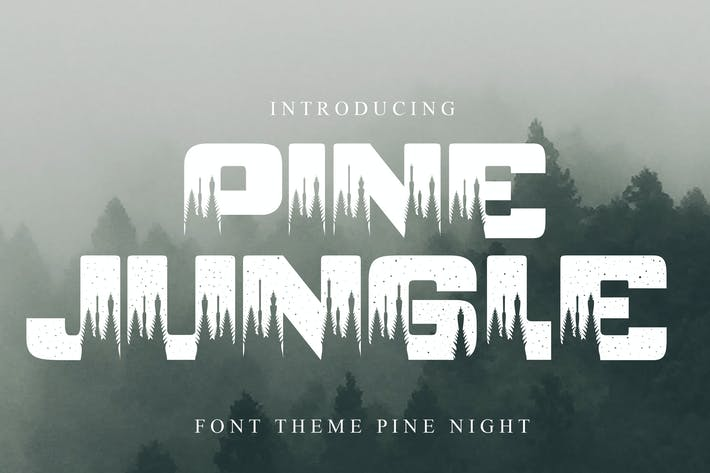 Thumbnail for Police Pine jungle