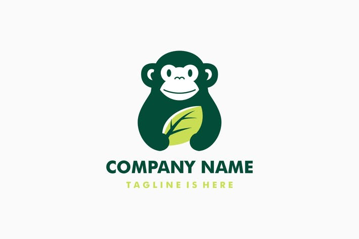 Thumbnail for Monkey Leaf Logo
