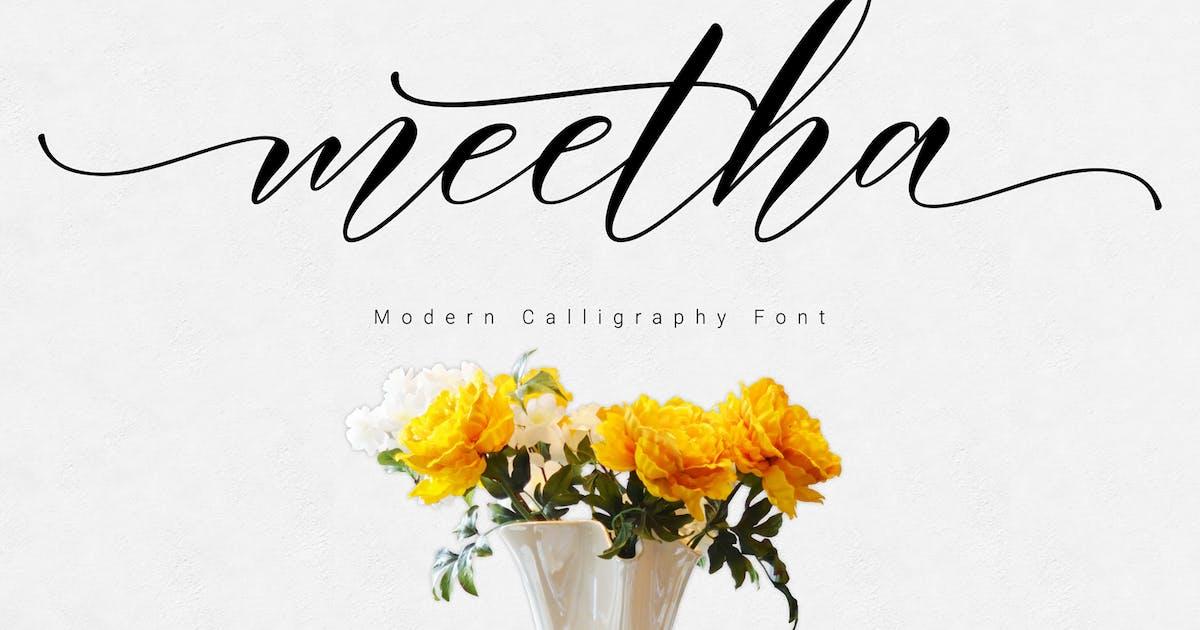 Download Meetha Script by FadeLine_Std