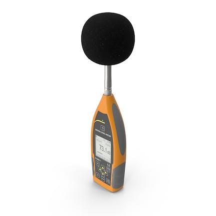 Handheld Digital Sound Level Meter