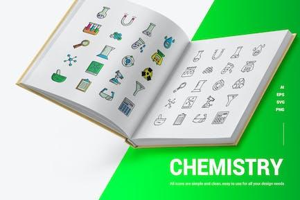 Chemistry - Icons