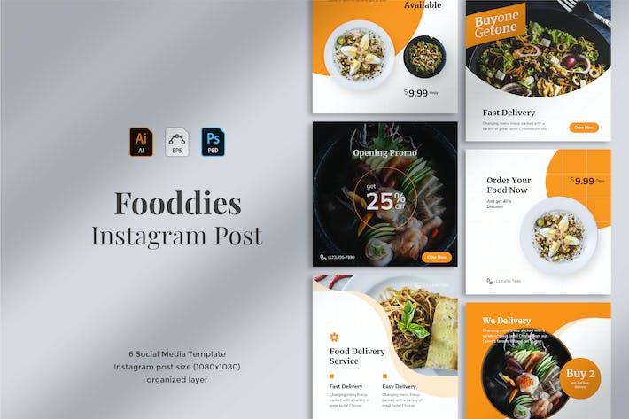 Fooddies Instagram post 03