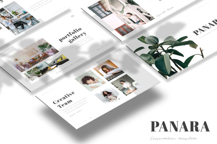 Thumbnail for Panara - Keynote Template