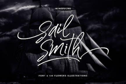 Sail Smith + Webfonts