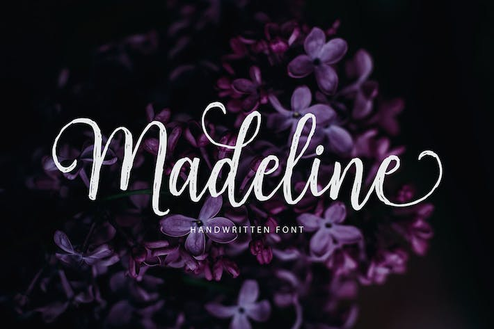Cover Image For Madeline Script