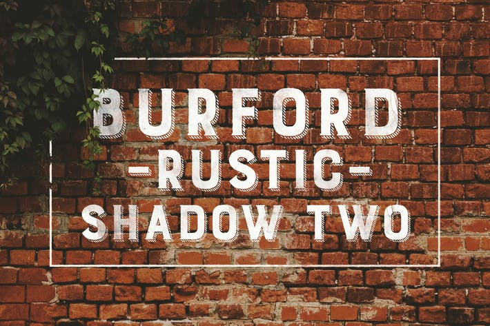 Thumbnail for Burford Rustic Shadow Dos A