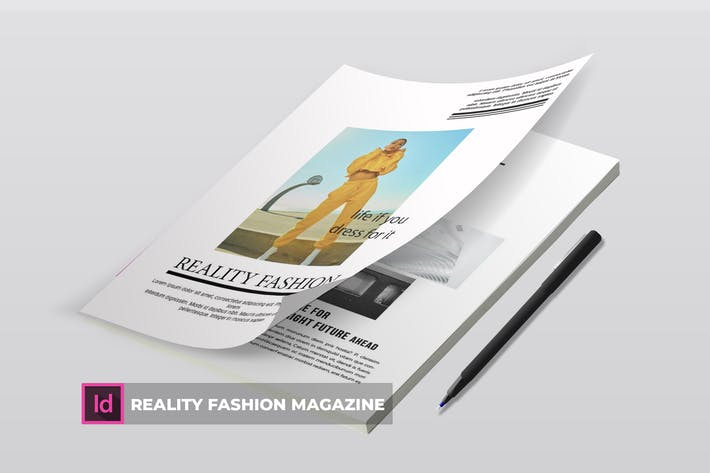 Reality Fashion | Magazine