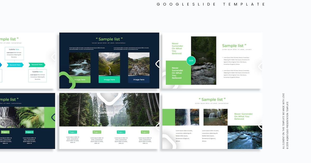Download Monora - Google Slides Template by aqrstudio