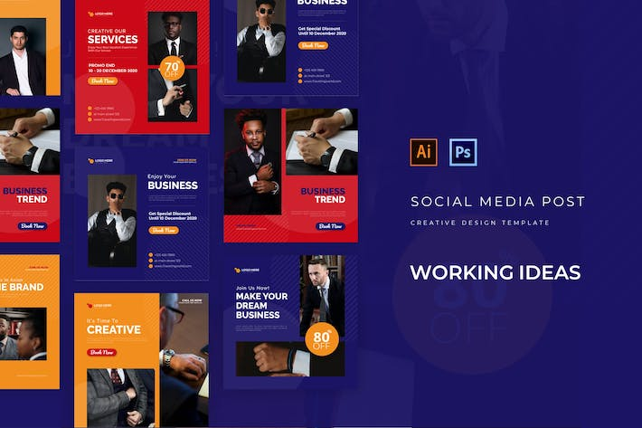 Thumbnail for The Working Ideas Social Media Post
