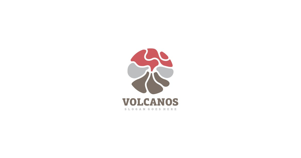 Download Volcano Logo Design by 3ab2ou