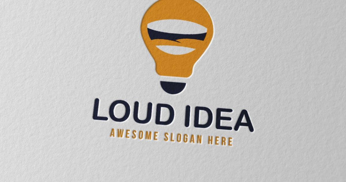Download Loud Idea Logo by Scredeck
