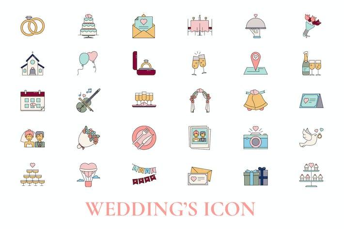 Thumbnail for Wedding's Icon