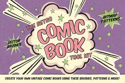 The Retro Comic Book Tool Kit