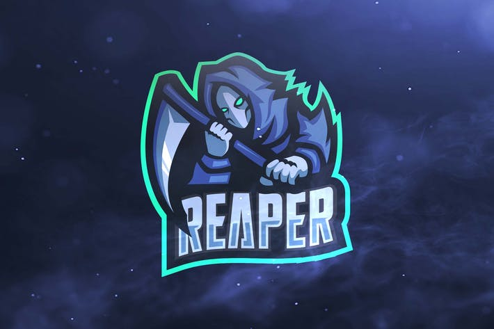 Thumbnail for Reaper Sport and Esports Logos